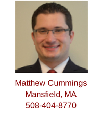 Mansfield, MA real estate buyer agent Matt Cummings